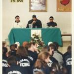 2000 Visita al colegio Fátima Esclavas de Pichardo y Aramisis a