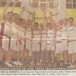 2001-02. PATRO Maristas Jn. Liga Vasca  20020411 Correo