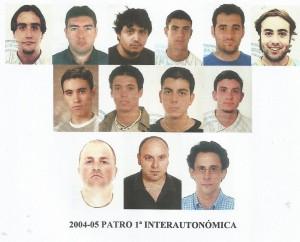 2004-05 PATRO INTERAUTONOMICA