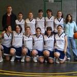 2005-06 PATRO Maristas Jr. fem. 2º catg