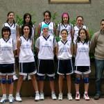 2005-06. Maristas Inf. fem