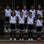 2005-06. Maristas Minibasket fem.