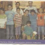 2005-06. Maristas Premini 20050600 Correo