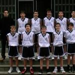 2005-06. Maristas pre-Inf. masc