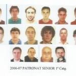 2006-07 PATRONATO senior 1ª