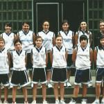 2006-07. Maristas Pre Infantil femenino