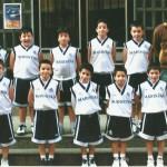 2006-07. Maristas Pre Mini
