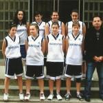 2008-09 PATRO Maristas cad. fem