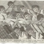 2008-09. Maristas Mini 20081120 Correo