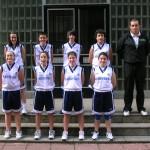 2008-09. Maristas pre-infantil mixto