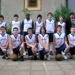 2009-10. Maristas infantil 3º Euskadi..
