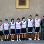 2010-11 Maristas infantil.