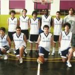 2010-11 PATRO Maristas cadete 2ª 2010-11
