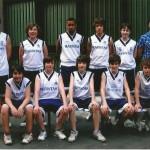 2010-11. Maristas infantil