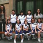 2010-11. Maristas pre mini femenino
