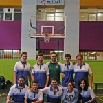 2014-15 PATRO Maristas Entrenadores 2