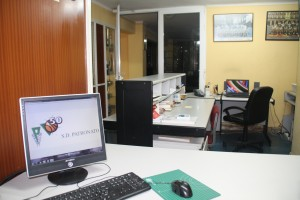 4.- Oficina principal