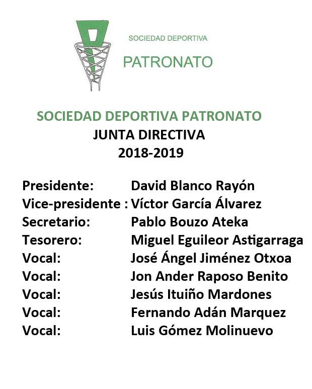 Junta directiva 18-19_