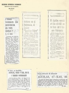 19701004 Varios I Torneo Patronato