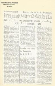 19701008 Hierro I Torneo Patronato