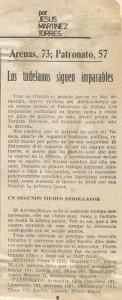 19721016 Norte Deportivo