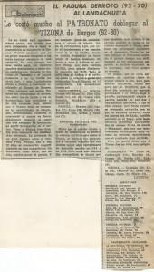 19761025 Hoja del Lunes