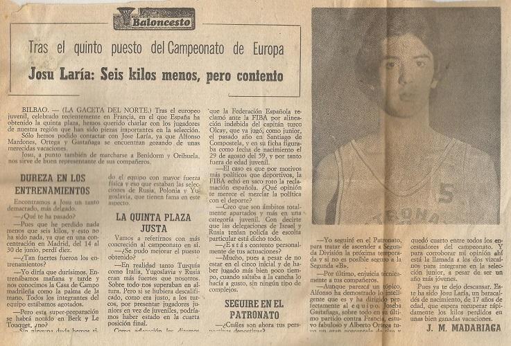 19770809 Gaceta