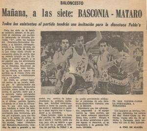 19820115 Diario Vasco