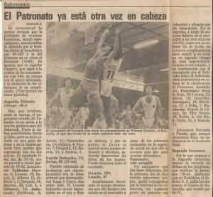 19821110 tribuna Vasca