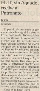 19950204 Diario de León