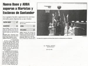19950520 La Nueva España