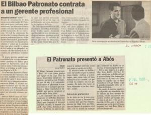 19950707 Correo y Egin