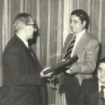 1974 09 21 Homenaje a los Hnos. de la Salle (Hno Emilio Ojanguren)