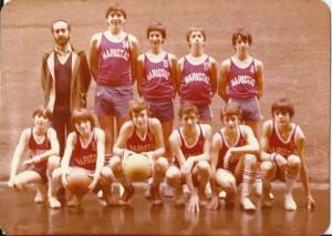 1979-80. Maristas El Salvador infantil jugó la liga juvenil de 2