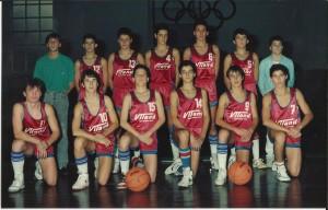 1987-88. PATRO El Salvador cadete