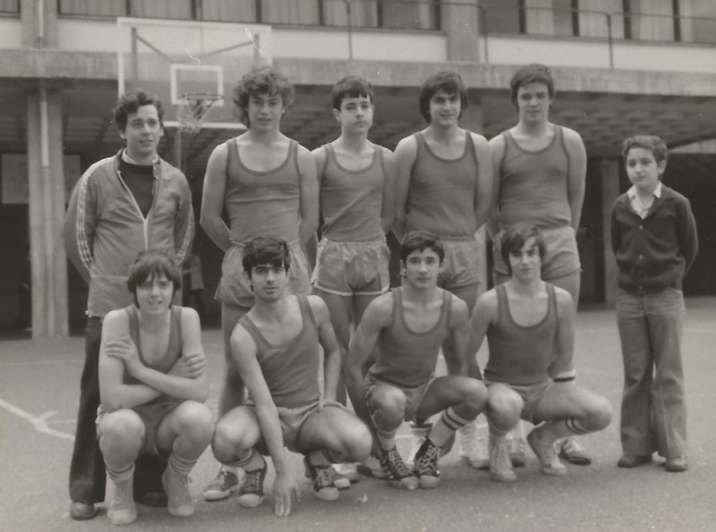 1977-78 Maristas Cd