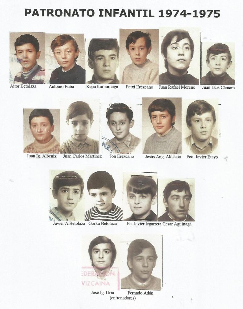 1974-75 PATRO
