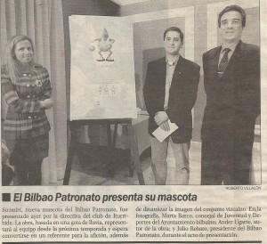 19960317 Correo Sirimiri, mascota