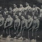 1984-85 Caja Bilbao junior 6º España