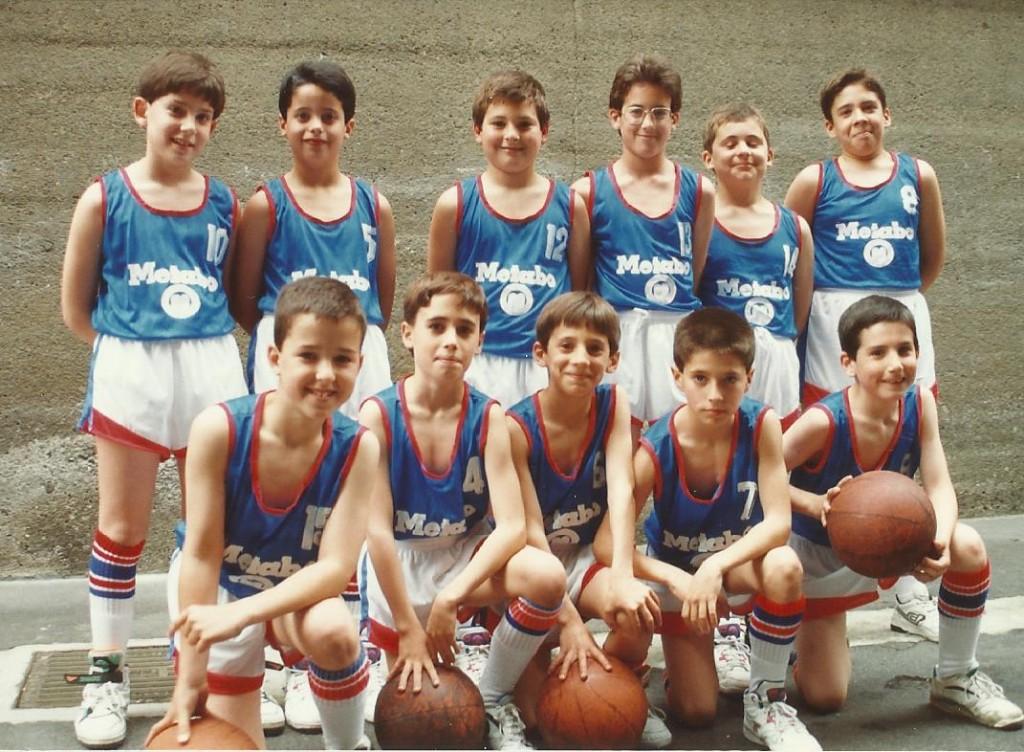 1992-93.-Maristas-4º-Egb
