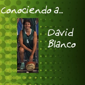 conociendo a David Blanco