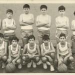 1967-68Maristas alevin campeón liga