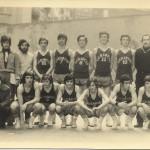 1974-75 MARISTAS -PATRONATO juv.