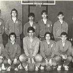 1975-76 Patronato Maristas cadete subcampeón sector