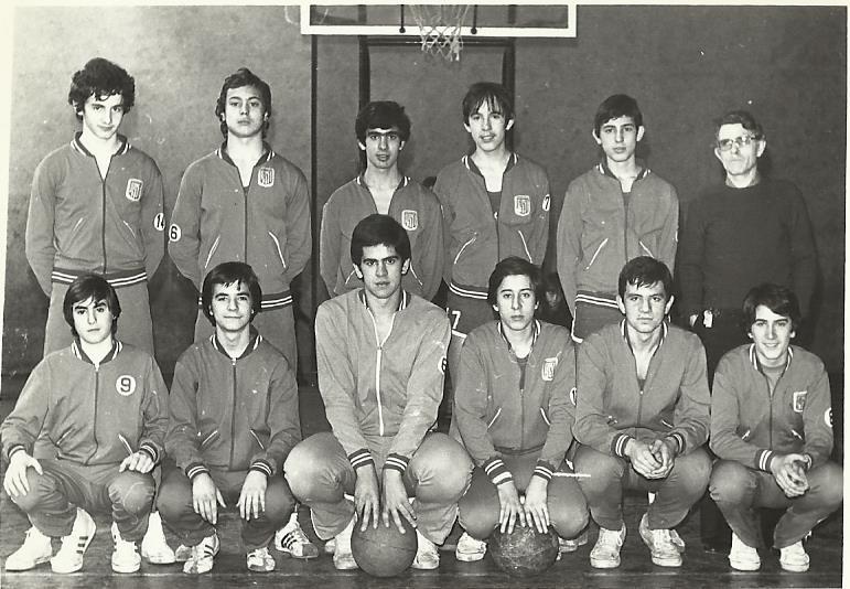 1975-76 Maristas Patronato CD