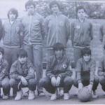 1976-77 Maristas Infantil Ituiño, A. Ibarrola, Carlos G