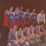 1977-78 Patro Maristas juvenil Campeón Sector c