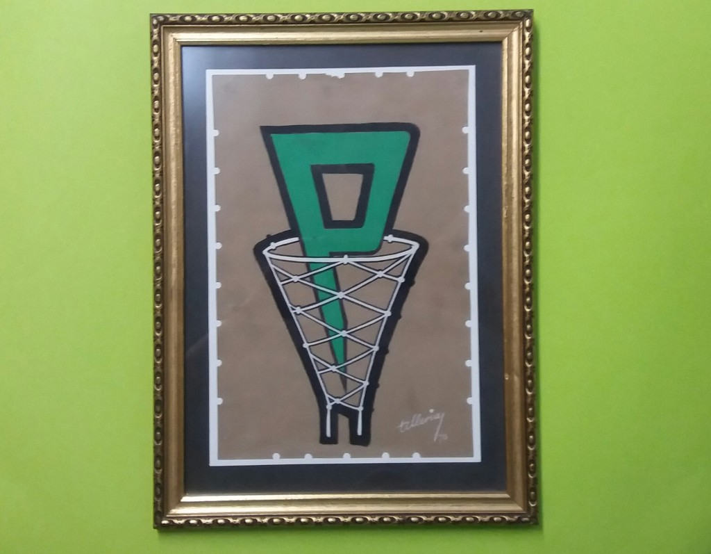 1975 escudo. Autor Telleria3