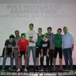 2017-18 PATRONATO Cadete Es. cAMPEÓN copaA