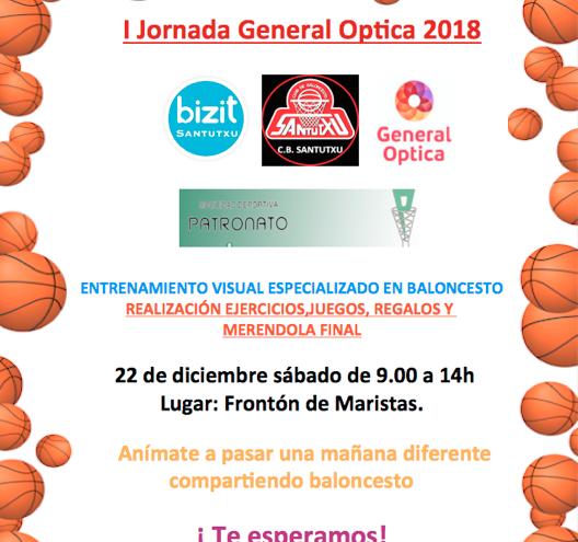 JORNADA GENERAL OPTICA REDES SOCIALES